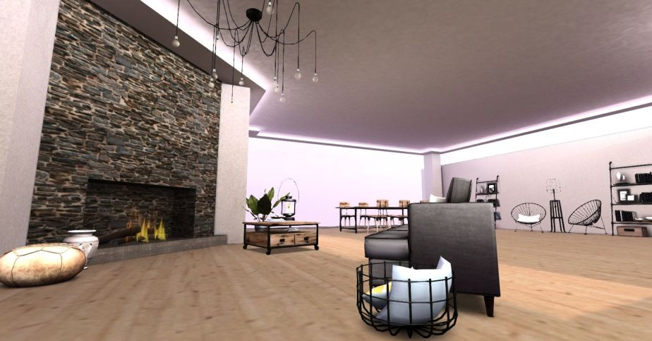 Living and Dining Area_001