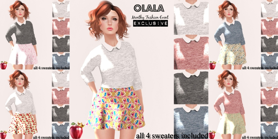 .OX Apparel. for Olala