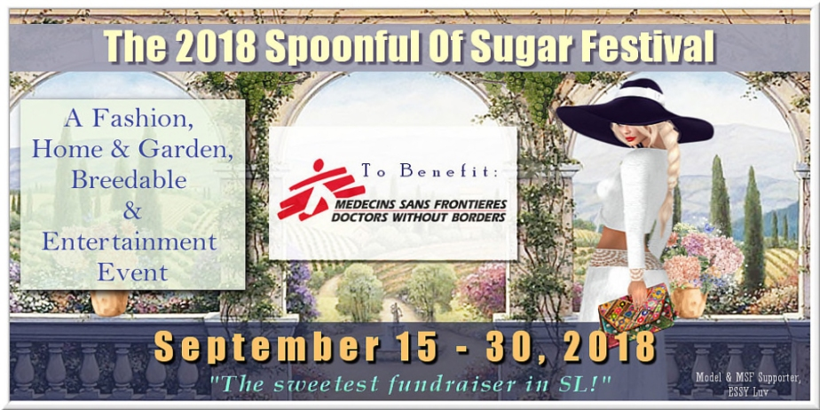Spoonful Of Sugar AD 2018